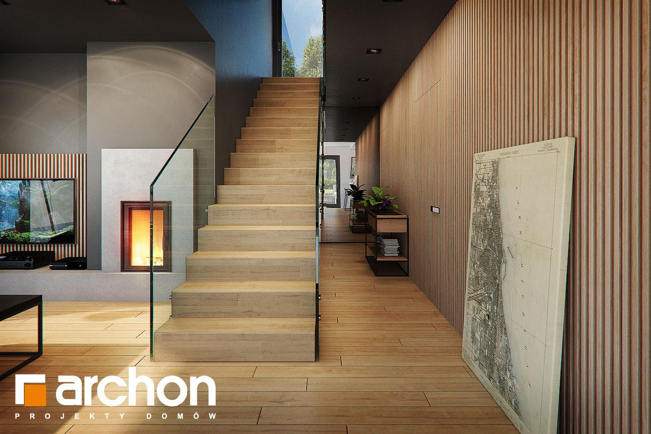 Проект будинку ARCHON+ Будинок в мандевілі 2 денна зона (візуалізація 1 від 5)