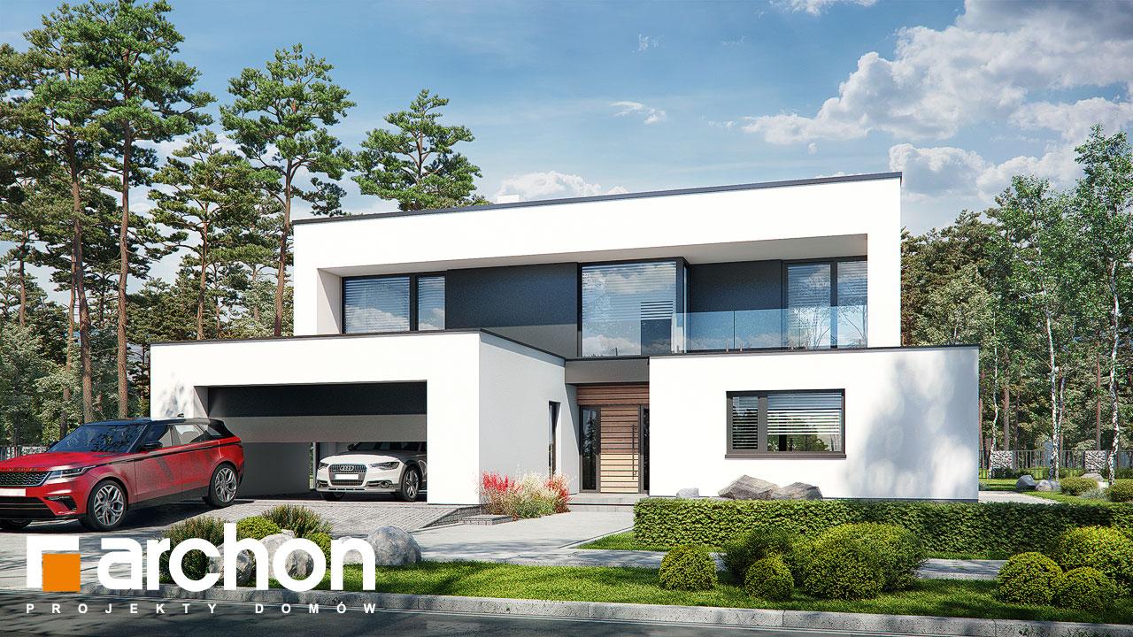 Проект будинку ARCHON+ Вілла Луна (Г2) додаткова візуалізація