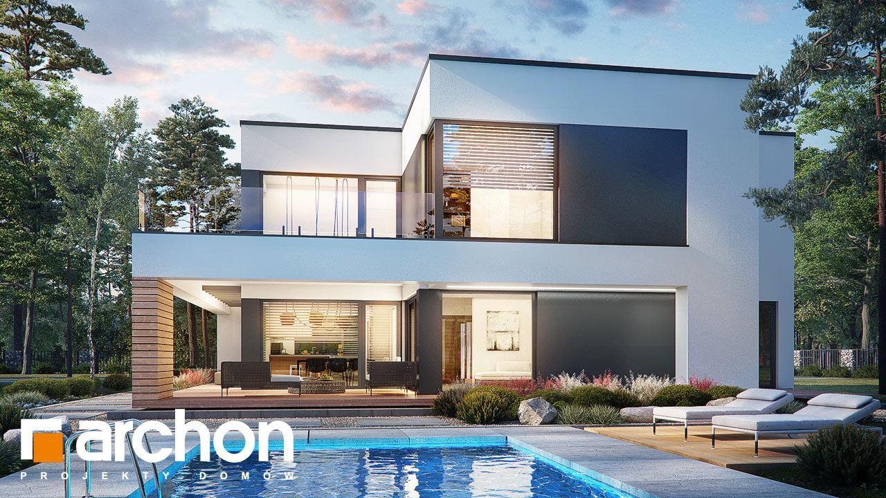 Проект будинку ARCHON+ Вілла Луна (Г2)