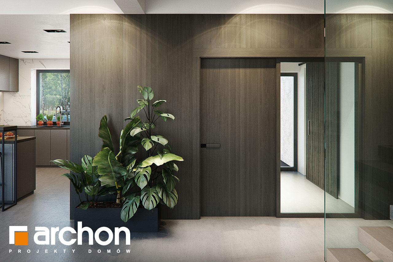 Проект будинку ARCHON+ Вілла Луна (Г2) денна зона (візуалізація 1 від 8)