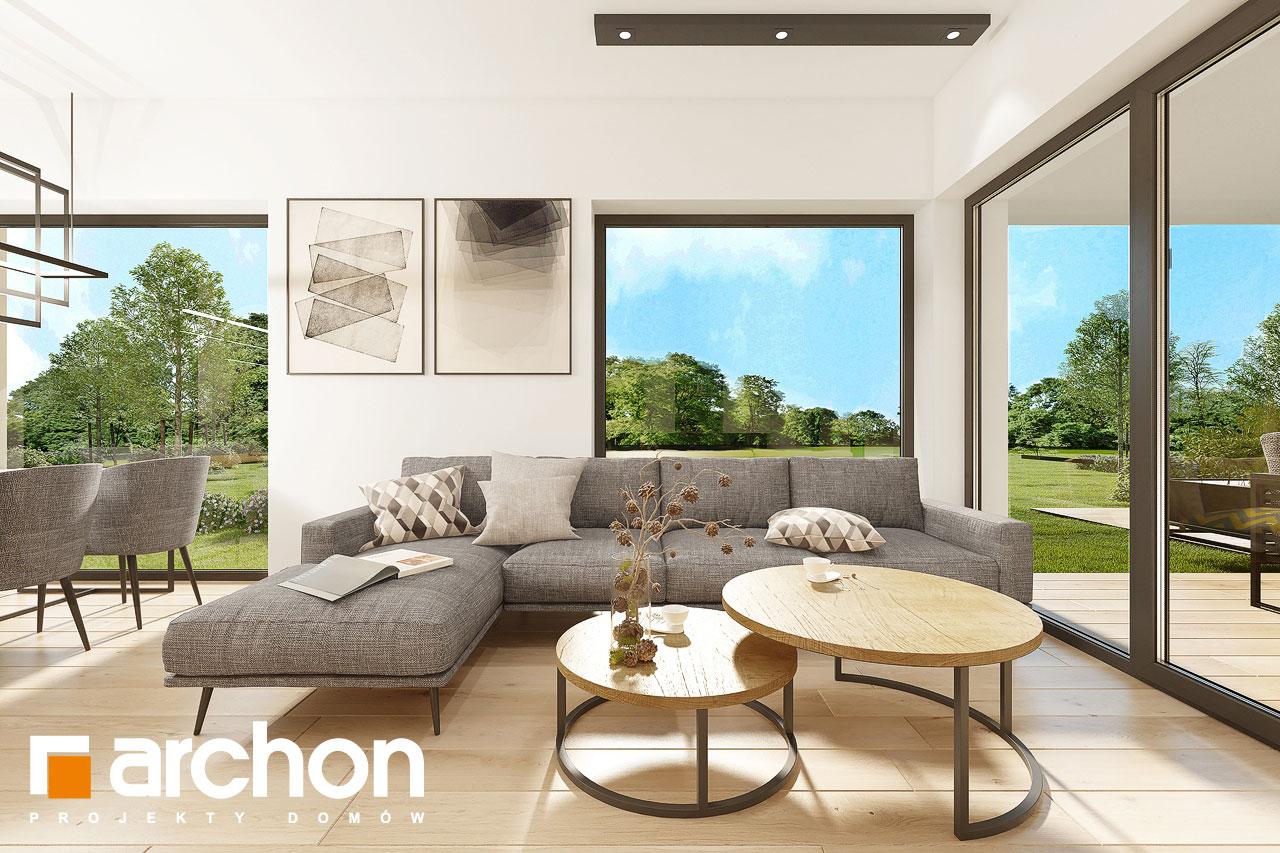 Проект будинку ARCHON+ Будинок в ренклодах 12 денна зона (візуалізація 1 від 5)