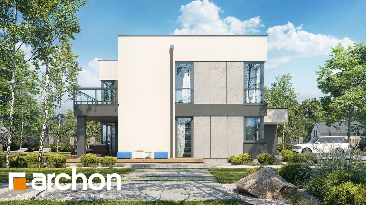 Проект будинку ARCHON+ Вілла Міранда 3 (Г2) додаткова візуалізація