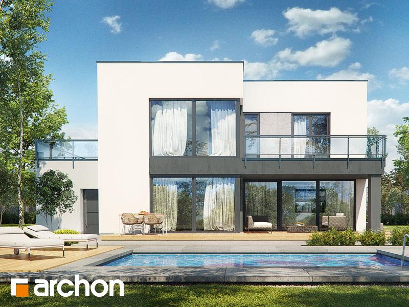 Проект будинку ARCHON+ Вілла Міранда 3 (Г2) Вид 1