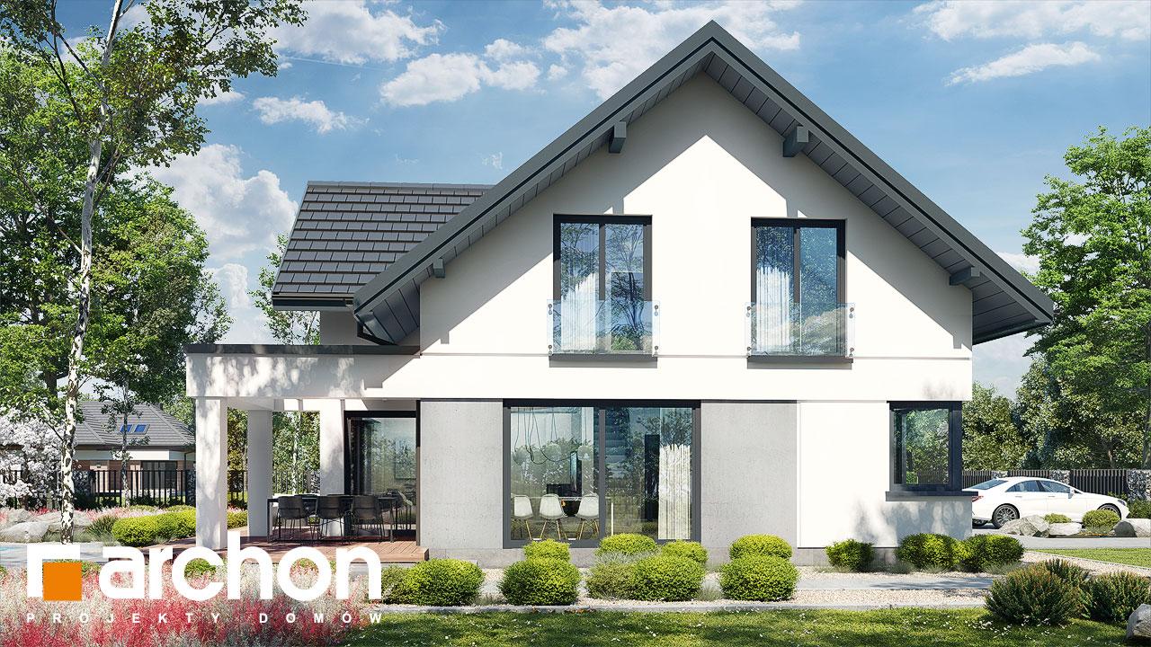 Проект будинку ARCHON+ Будинок в чемпіонах 2 (Е) додаткова візуалізація