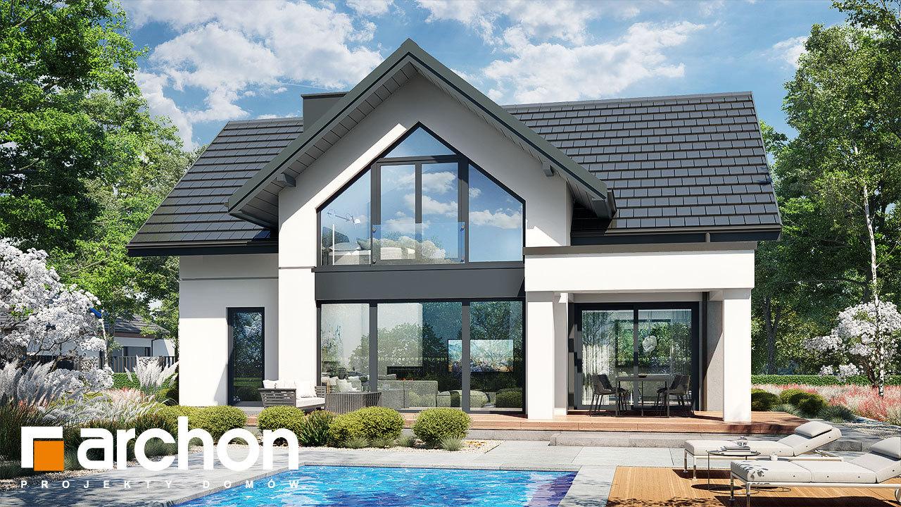 Проект будинку ARCHON+ Будинок в чемпіонах 2 (Е)