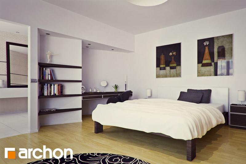 Проект будинку ARCHON+ Вілла Вероніка 3 нічна зона (візуалізація 1 від 1)