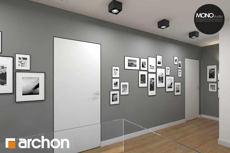 Проект будинку ARCHON+ Будинок в яблонках (Г2) денна зона (візуалізація 2 від 15)