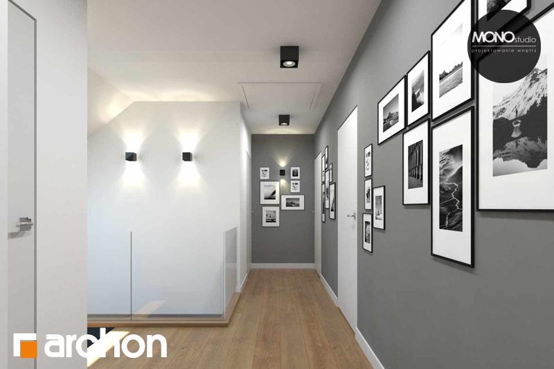 Проект будинку ARCHON+ Будинок в яблонках (Г2) денна зона (візуалізація 2 від 16)