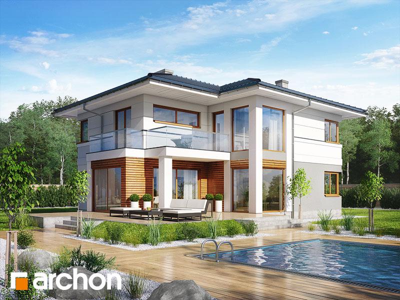 Проект будинку ARCHON+ Вілла Олівія додаткова візуалізація