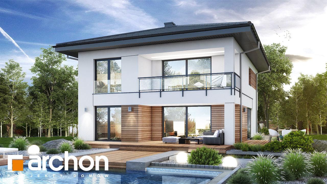 Проект будинку ARCHON+ Вілла Аделайда (Г2)
