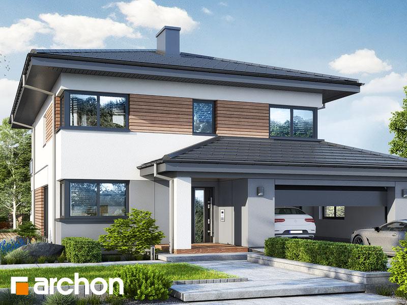 Проект будинку ARCHON+ Вілла Аделайда (Г2) Вид 1