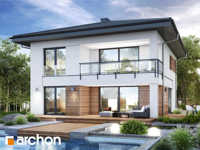 Проект будинку ARCHON+ Вілла Аделайда (Г2) Вид 2