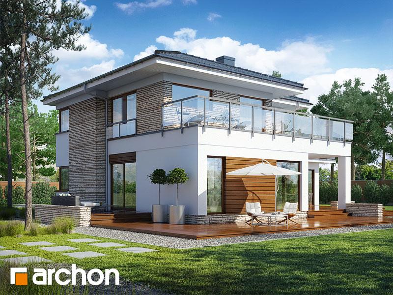 Проект дома ARCHON+ Вилла Эмилия додаткова візуалізація