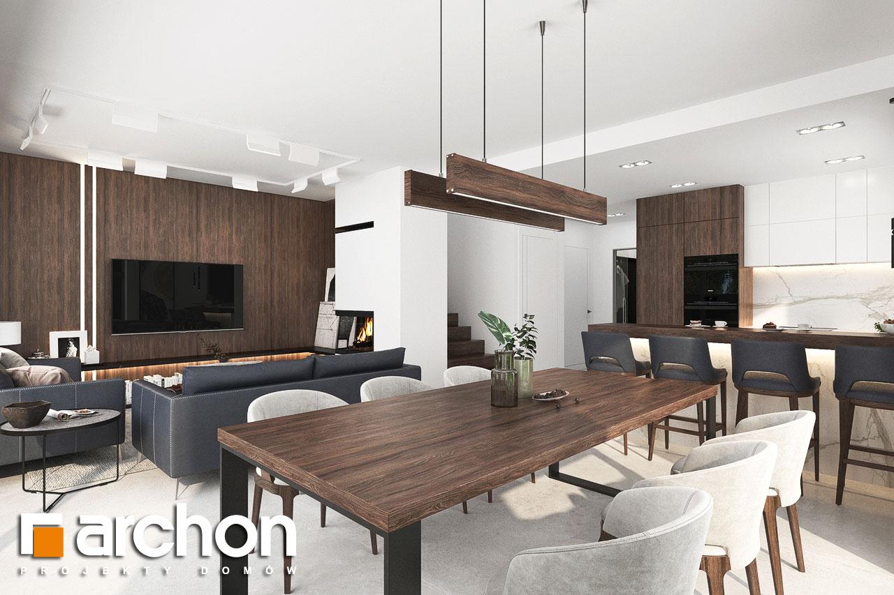 Проект будинку ARCHON+ Вілла Юлія 16 денна зона (візуалізація 1 від 1)