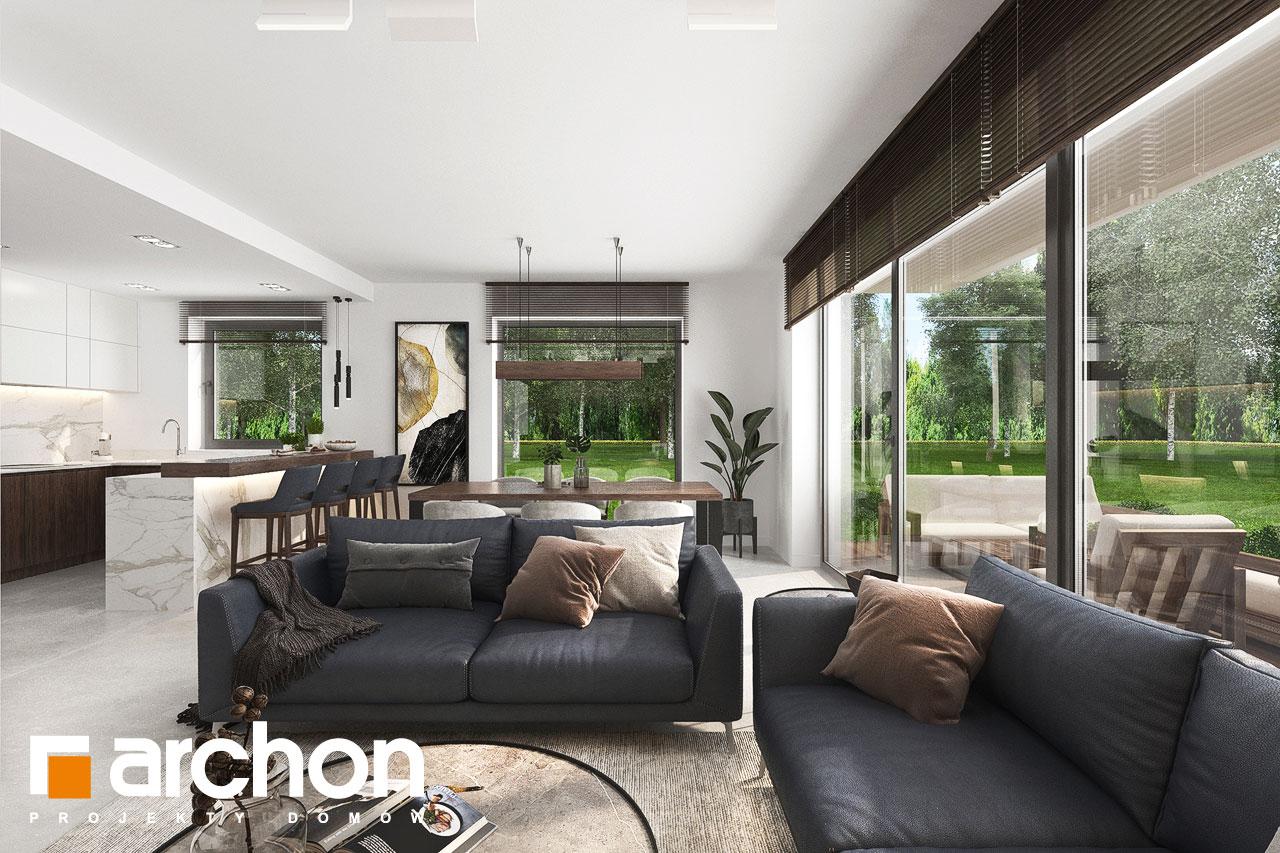 Проект будинку ARCHON+ Вілла Юлія 16 денна зона (візуалізація 1 від 5)