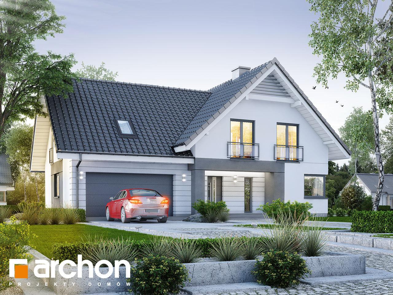 Проект будинку ARCHON+ Будинок в орлішках (Г2)