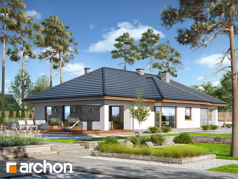 Проект будинку ARCHON+ Будинок в андромедах (Г2) додаткова візуалізація