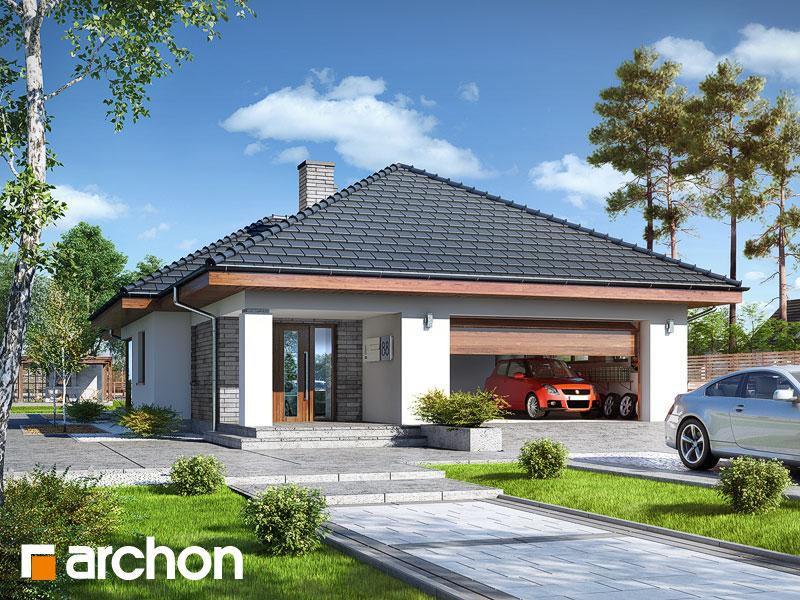 Проект будинку ARCHON+ Будинок в андромедах (Г2) Вид 1