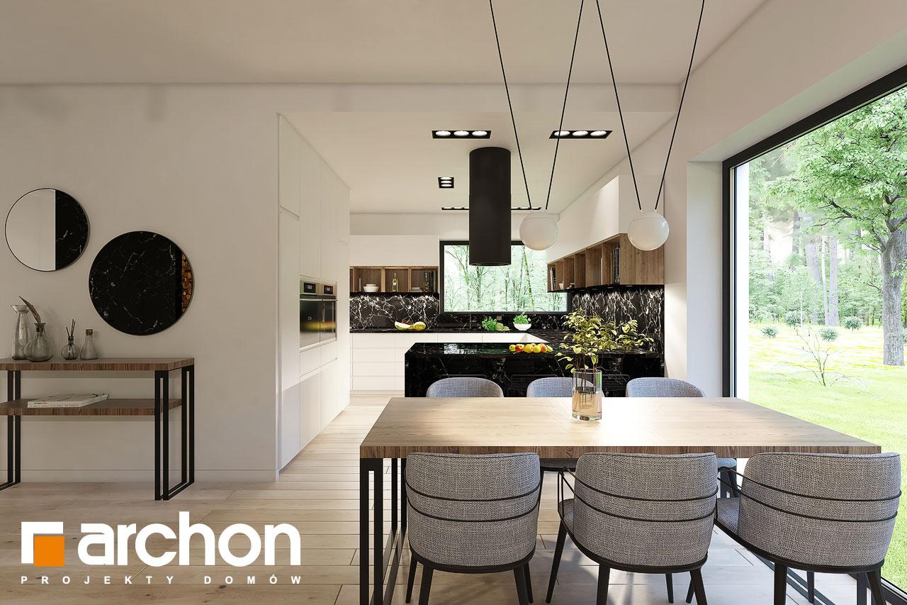 Проект будинку ARCHON+ Будинок в ренклодах 4 денна зона (візуалізація 1 від 4)