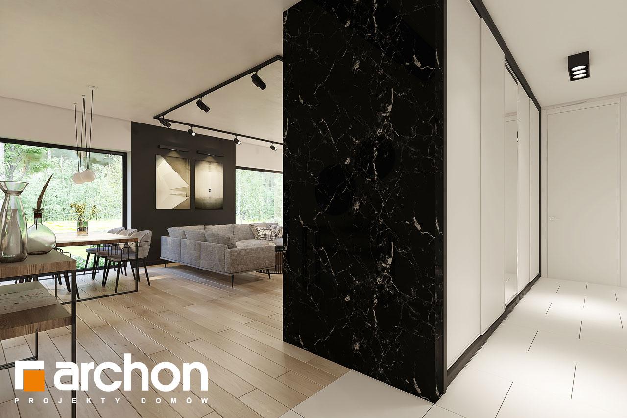Проект будинку ARCHON+ Будинок в ренклодах 4 денна зона (візуалізація 1 від 6)