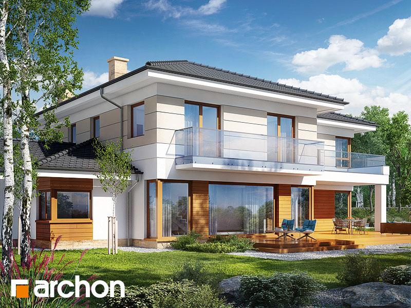 Проект будинку ARCHON+ Вілла Вероніка 4 додаткова візуалізація