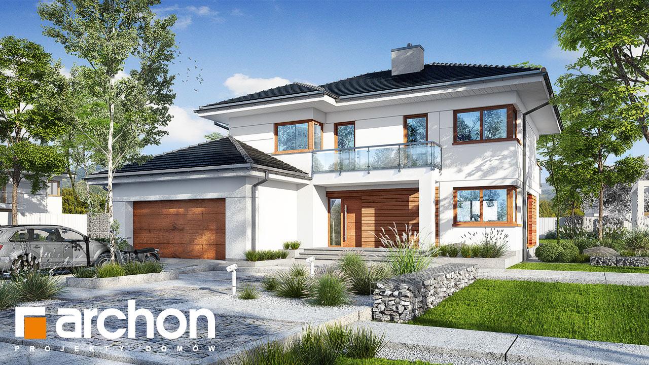 Проект дома ARCHON+ Вилла Констанция (Г2) додаткова візуалізація
