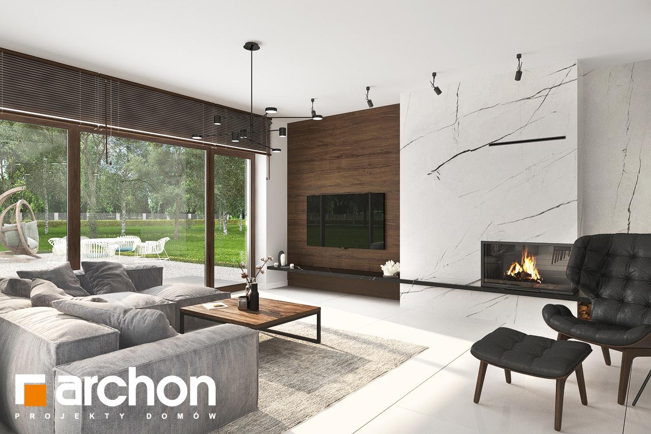 Проект будинку ARCHON+ Вілла Міранда (Г2) денна зона (візуалізація 1 від 1)