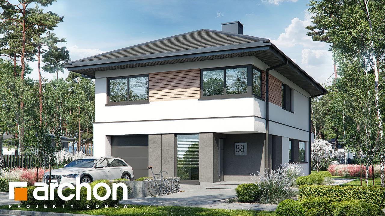 Проект будинку ARCHON+ Вілла Андреа