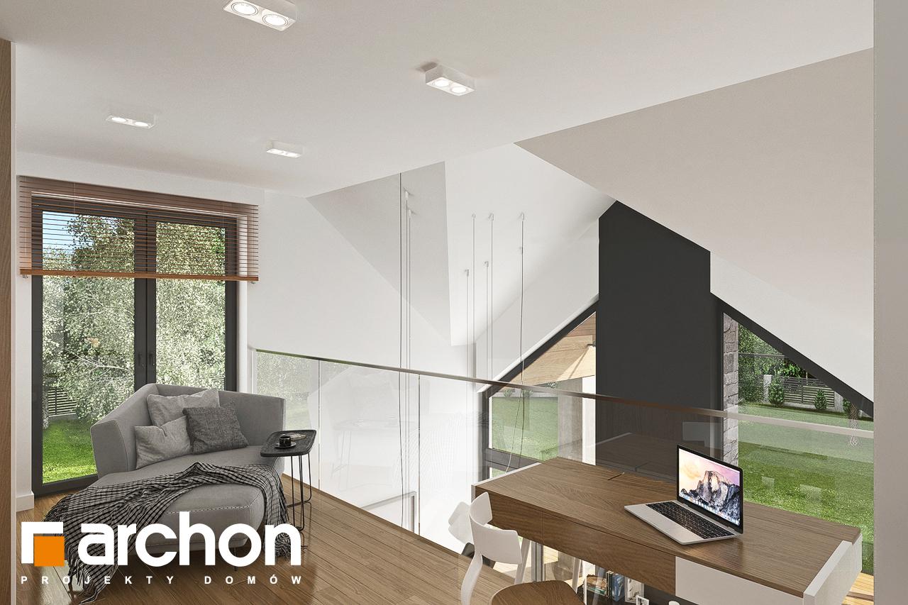 Проект будинку ARCHON+ Будинок в ветіверії  денна зона (візуалізація 1 від 7)