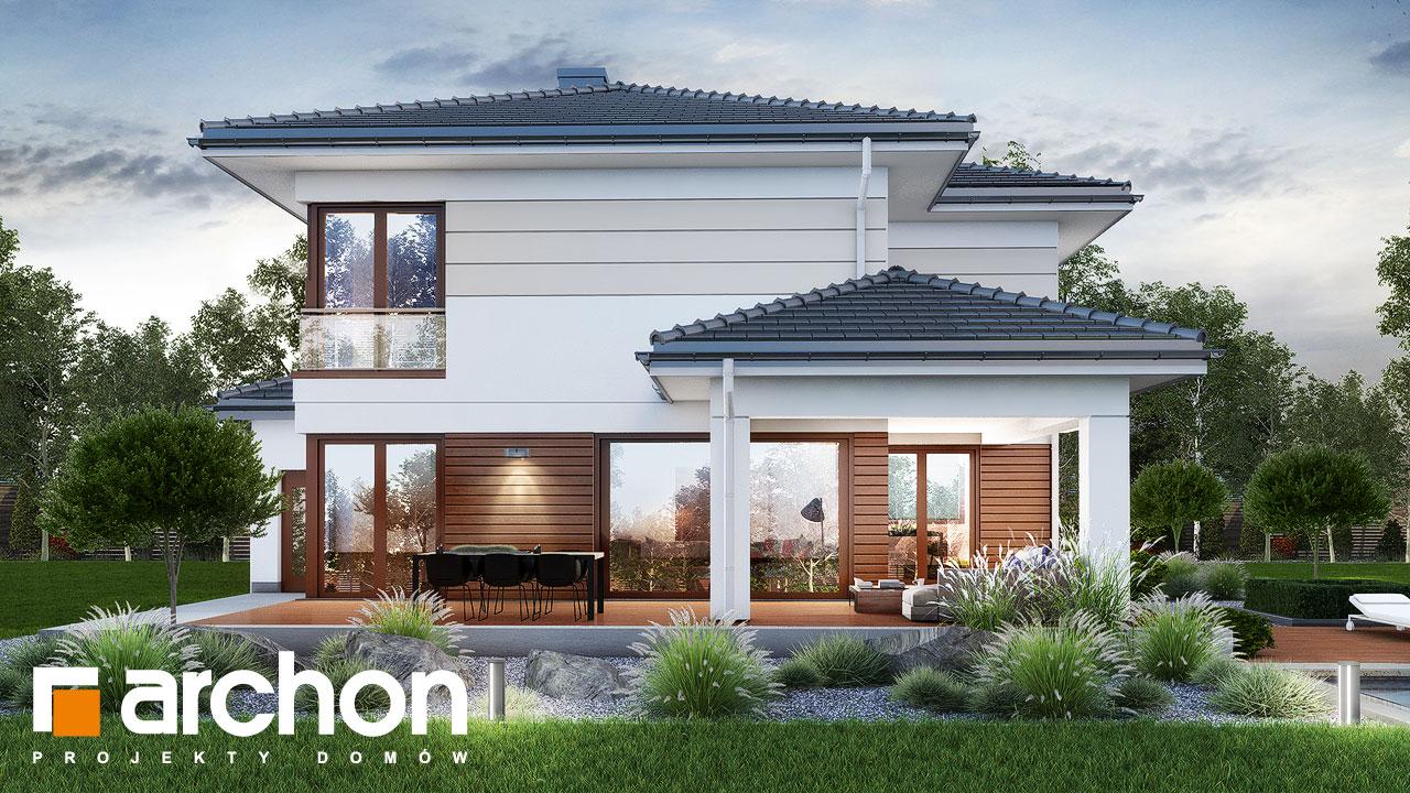 Проект будинку ARCHON+ Вілла Еліза 5 (Г2)  додаткова візуалізація