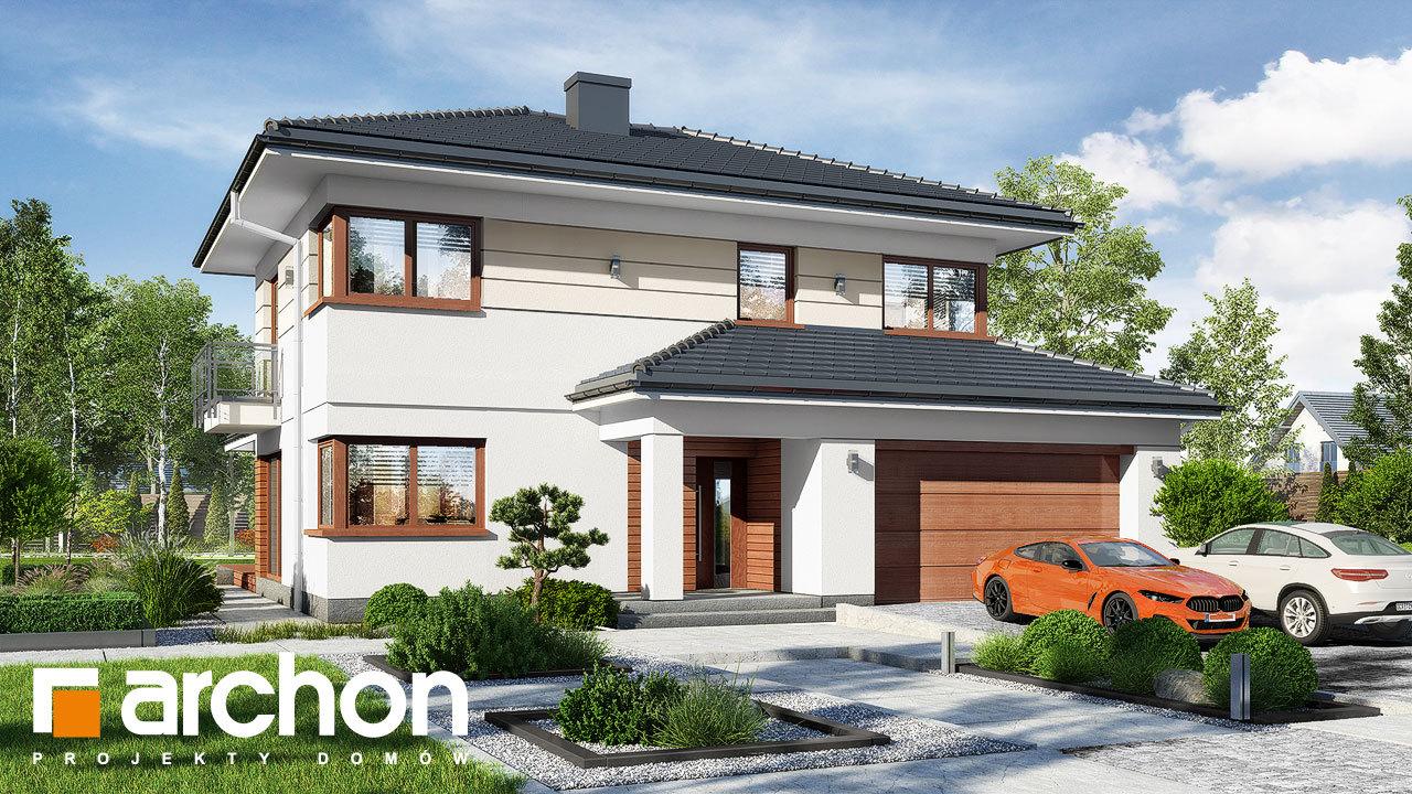Проект будинку ARCHON+ Вілла Еліза 5 (Г2)