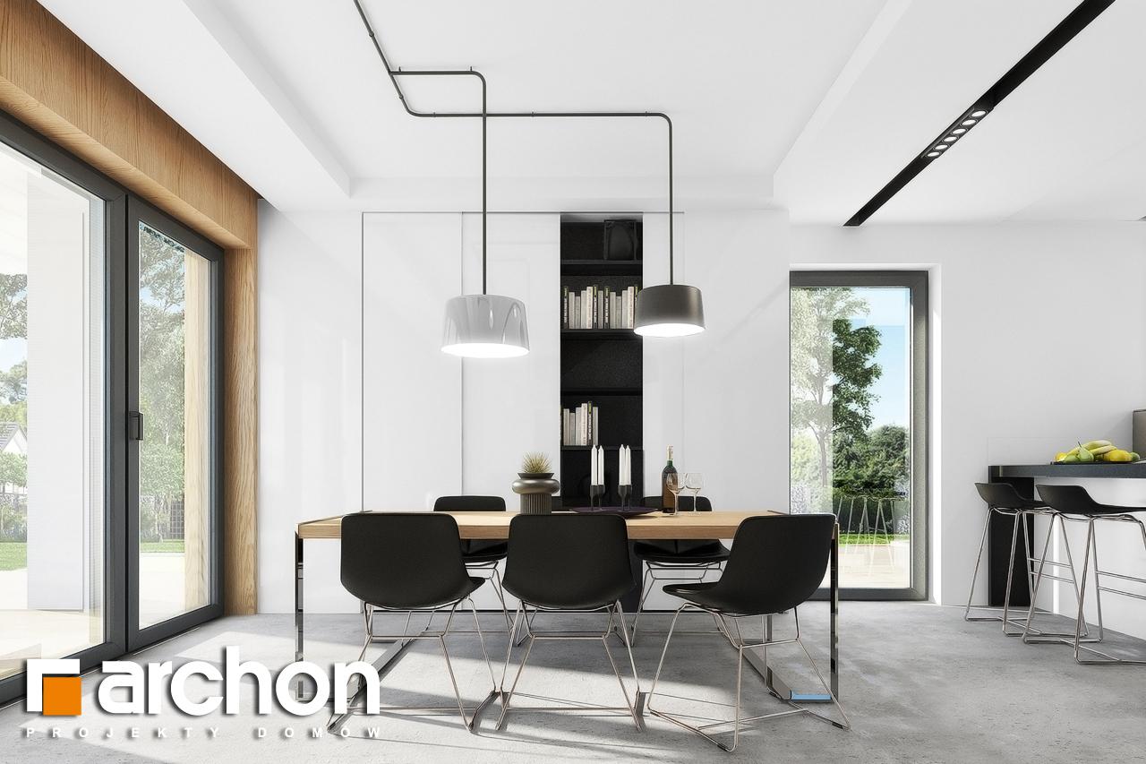 Проект будинку ARCHON+ Будинок в малинівці 4 денна зона (візуалізація 1 від 1)