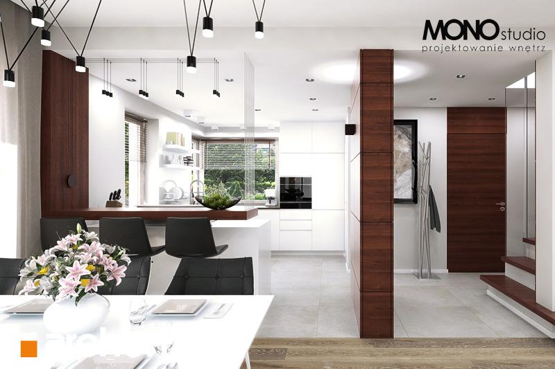 Проект будинку ARCHON+ Будинок в аурорах (Г2) денна зона (візуалізація 2 від 10)