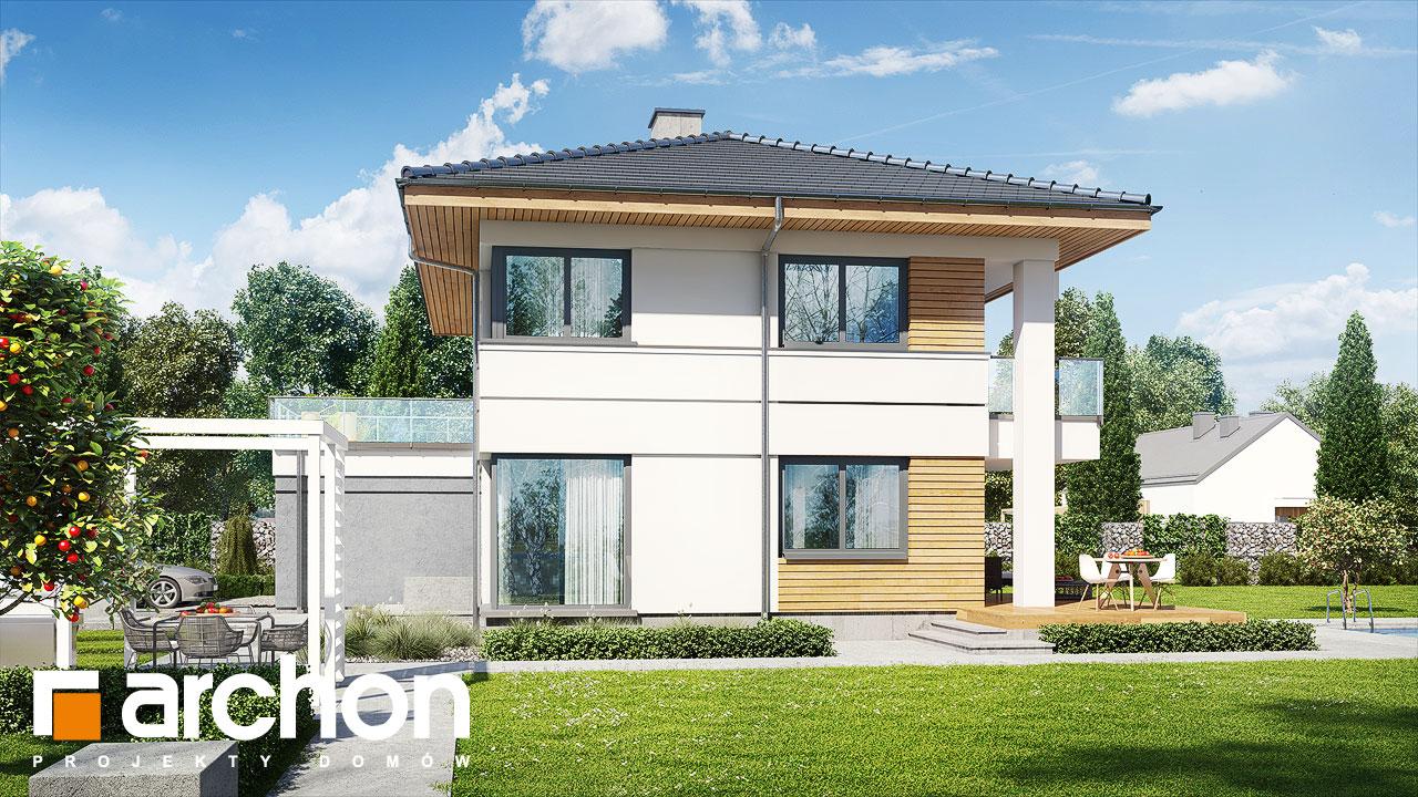 Проект будинку ARCHON+ Вілла Сюзанна додаткова візуалізація
