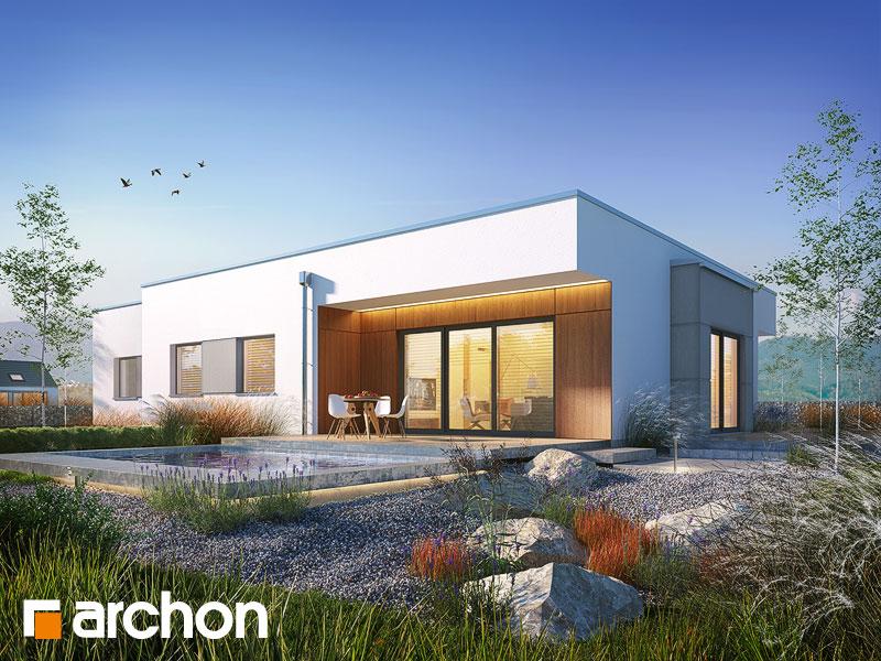 Проект будинку ARCHON+ Будинок в парроті 2 (Г2) Вид 1