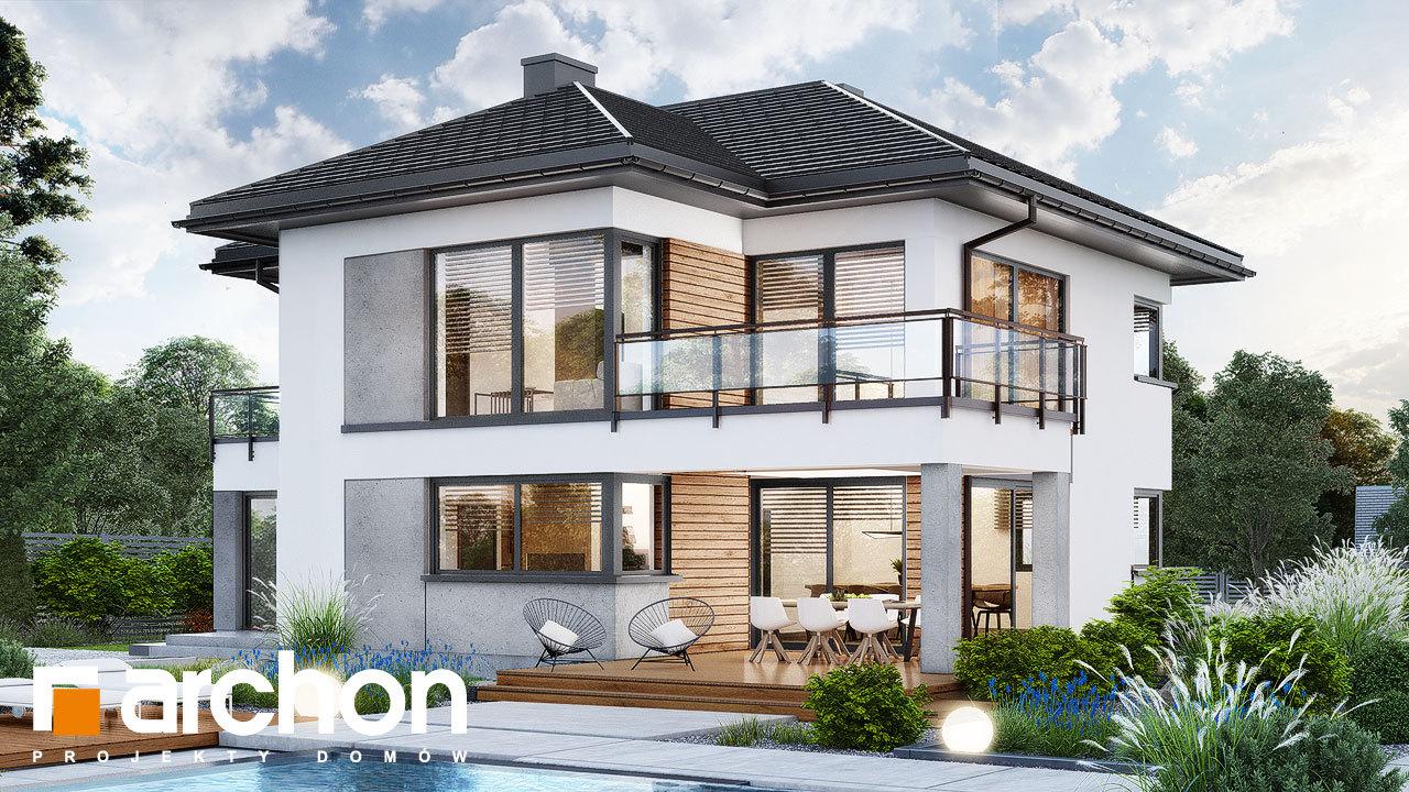 Проект будинку ARCHON+ Вілла Міранда 16 (Г2)