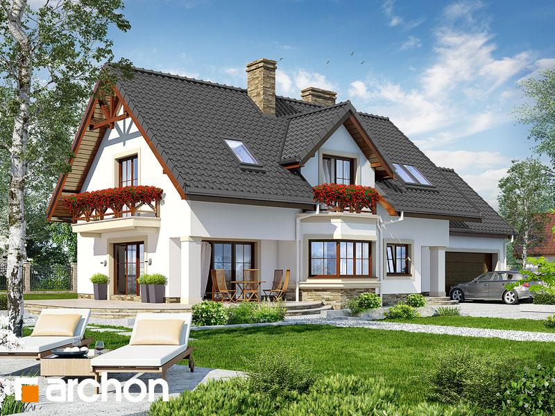 Проект будинку ARCHON+ Будинок в майорані 2 (Г2) Вид 1